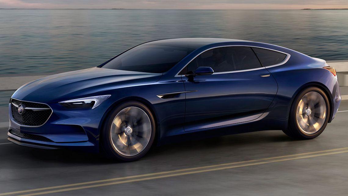 Buick Avista Might Be 2018 Holden Monaro Wayne Van Elsen